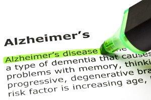transmission of alzheimer's disease