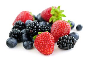 how berries benefit the brain