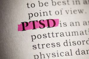 Biomarker for Post-Traumatic Stress Disorder