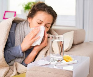 Acetaminophen Does Not Reduce Flu Symptoms