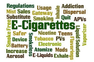 Electronic Cigarettes Produce Damaging Free Radicals