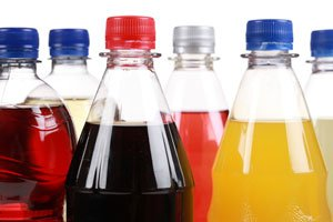 Carbonated Sweet Drinks Image