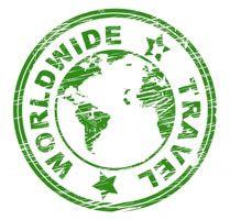 Worldwide Travel Image
