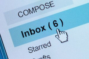 email stress