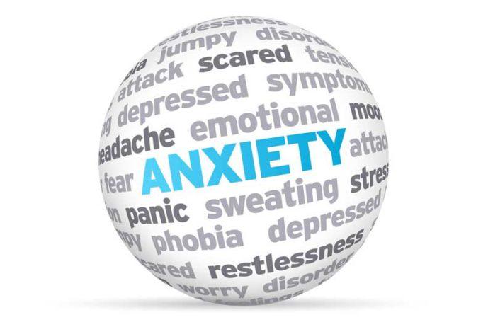 anxiety calculator