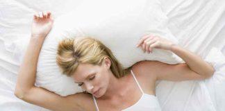poor sleep patterns