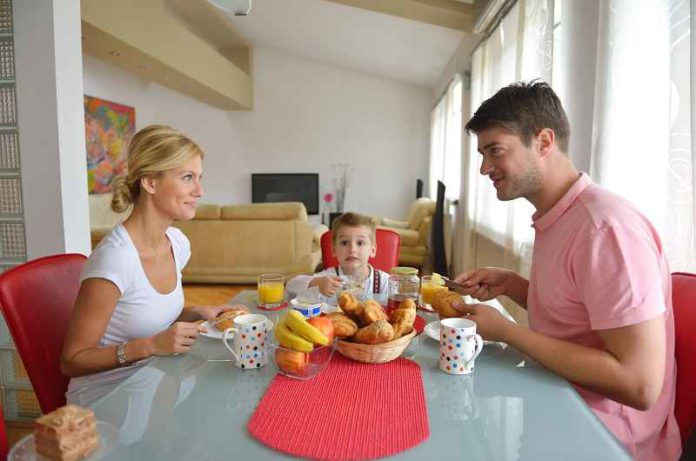 mealtime habits