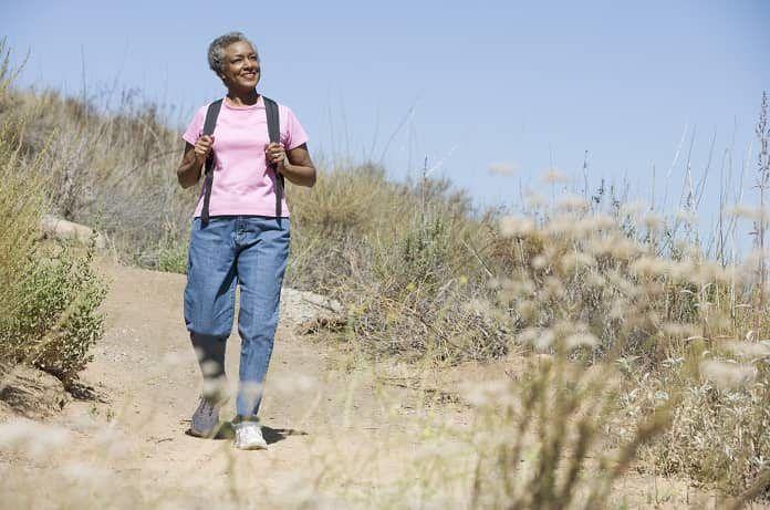 endurance in older women