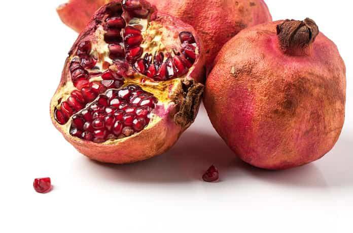 pomegranate lower blood sugar