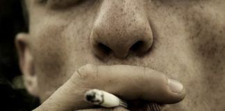 smoking among Canadian youth