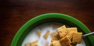 healthy cereal
