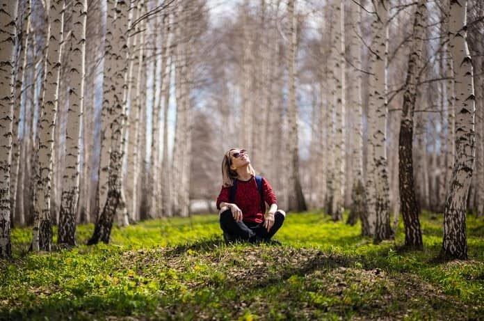 health benefits of nature