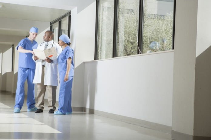 infection control in hospitals