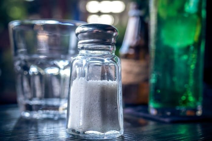 high-salt diet