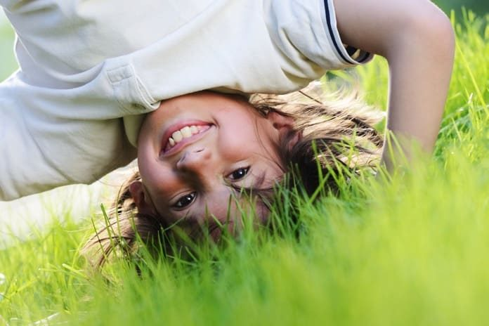 symptoms of depression in children