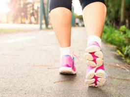 health benefits of fast walking