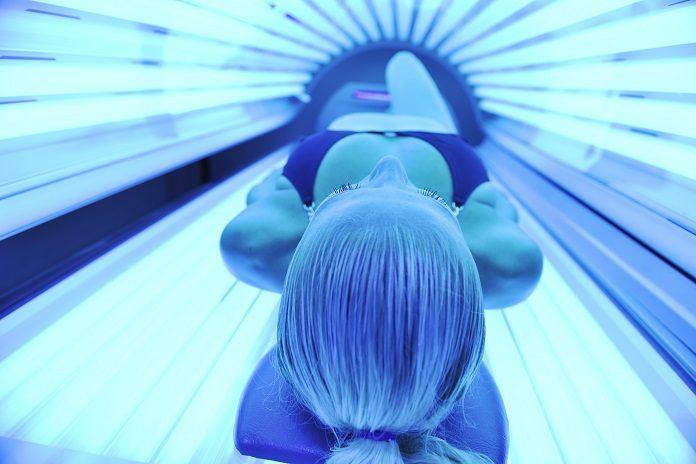 indoor UV tanning