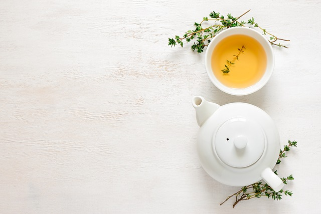 benefits of tea on brain health