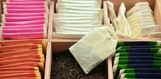 plastic tea bags