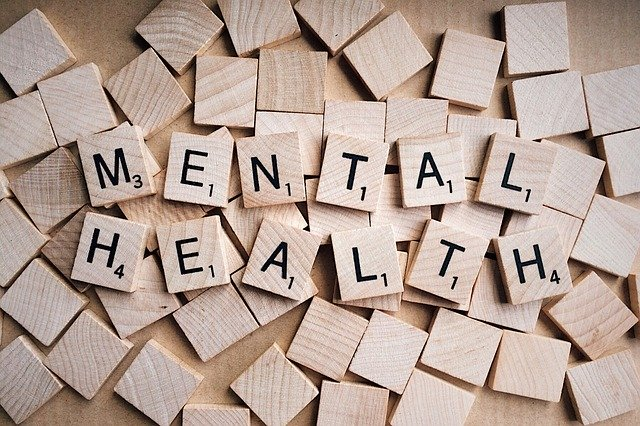 amphetamines and mental health