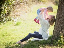 mother-infant interactions