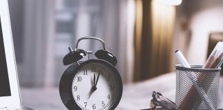 time of day influences memory