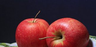 apples improve cardiovascular health