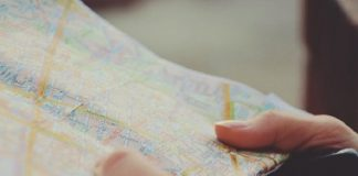 are men better at reading maps
