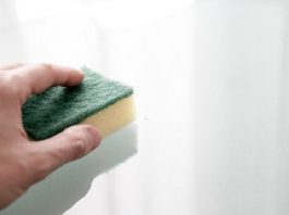 asthma and household cleaning products