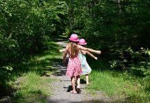 benefits of nature play for children