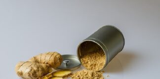 ginger supplement review