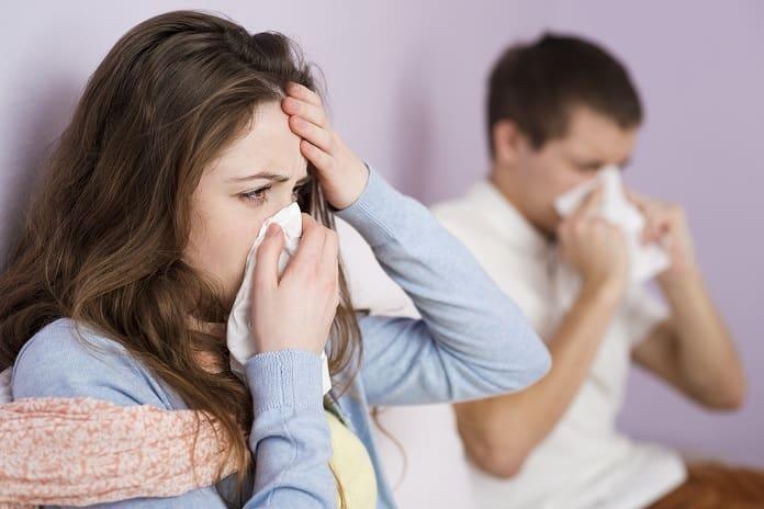 prevent the spread of the flu