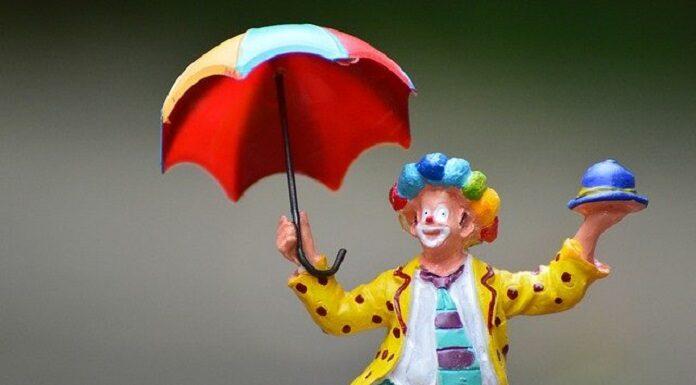 hospital clowns